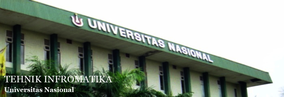 Teknik Informatika Universitas Nasional