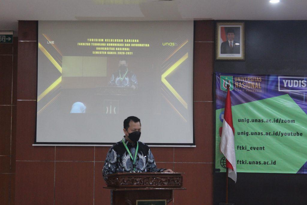 Ketua Yudisium Periode Ganjil 2020/2021